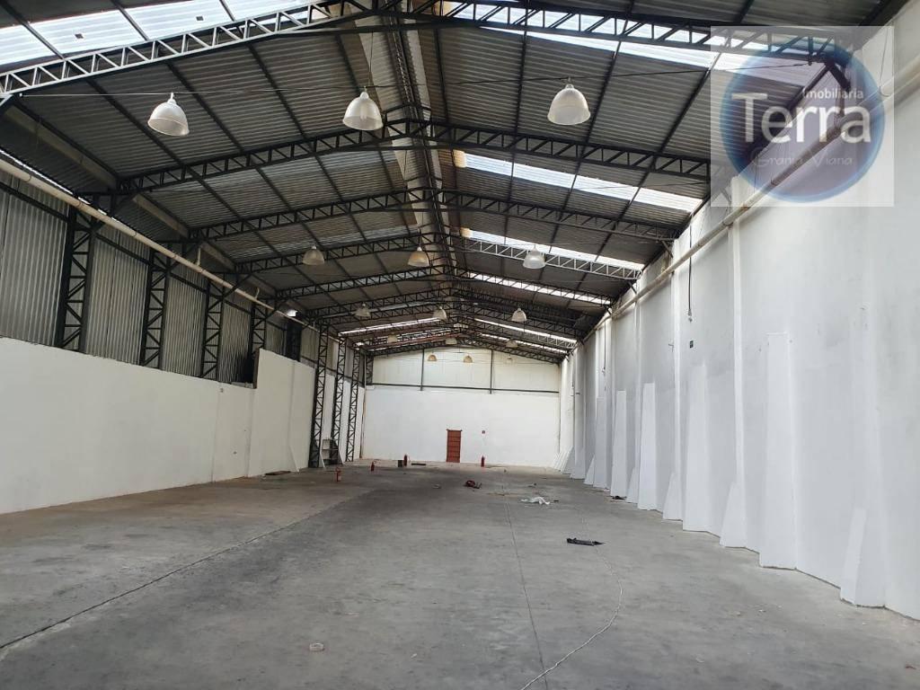 Galpão para alugar, 700 m² - Jardim Colibri - Granja Viana