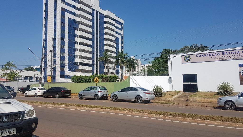 Terreno comercial para locação, Olaria, Porto Velho.