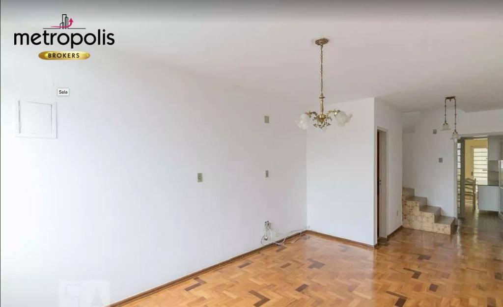 Sobrado com 3 dormitórios para alugar por R$ 2.300/mês - San
