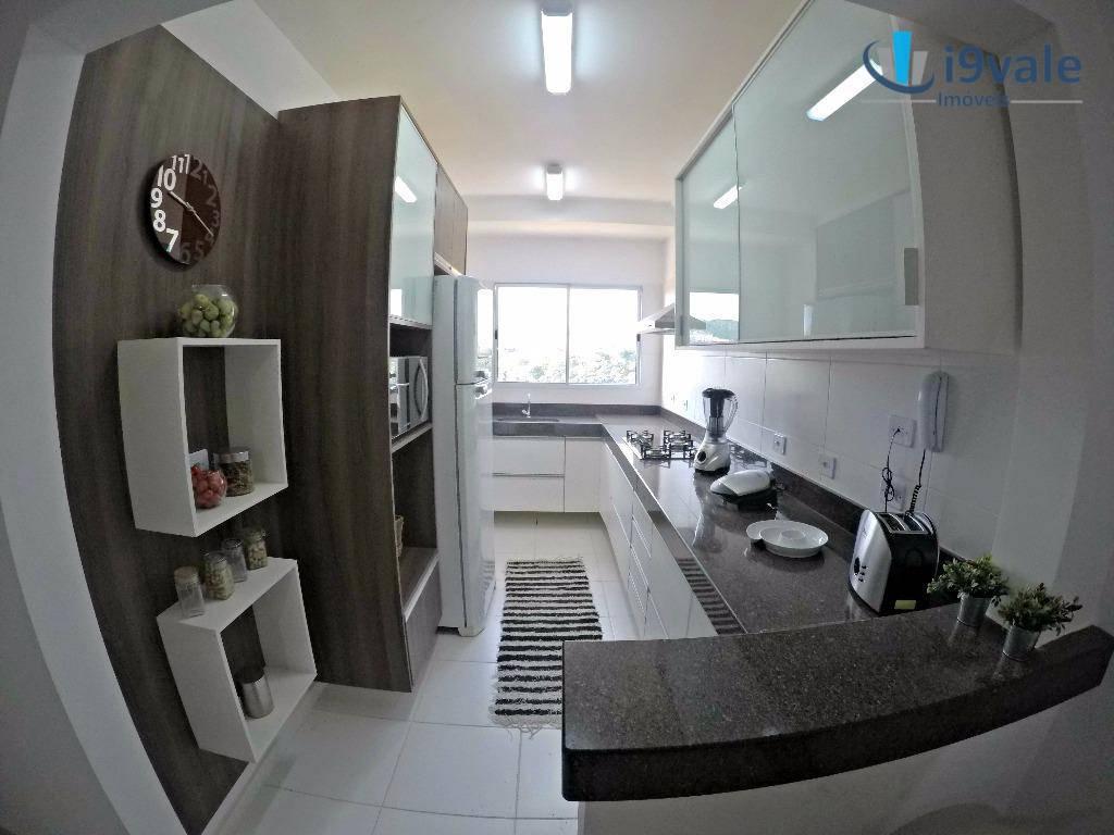 Apartamento de 2 dormitórios à venda em Jardim Coleginho, Jacareí - SP