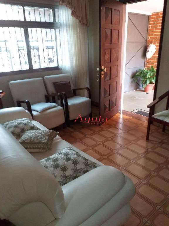 Casa à venda, 246 m² por R$ 999.000,00 - Parque Jaçatuba - Santo André/SP