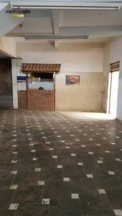 Salão para alugar, 265 m² por R$ 4.500/mês - Boa Vista - São Caetano do Sul/SP