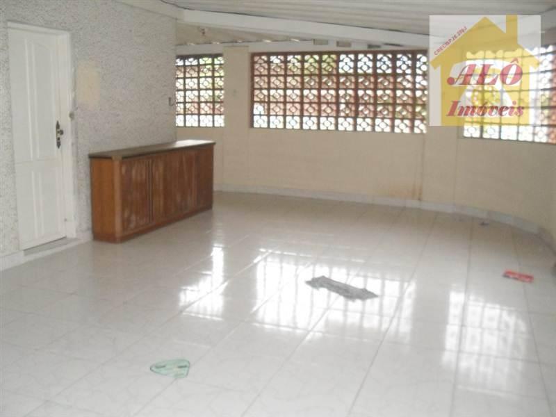 Casa residencial para locação, Campo da Aviação, Praia Grand