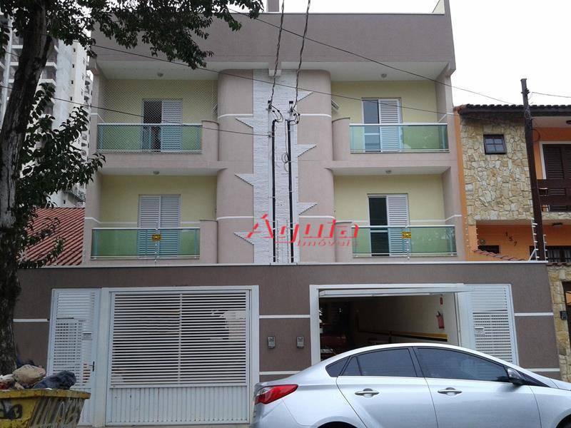 Apartamento Residencial à venda, Vila Valparaíso, Santo André - AP0247.