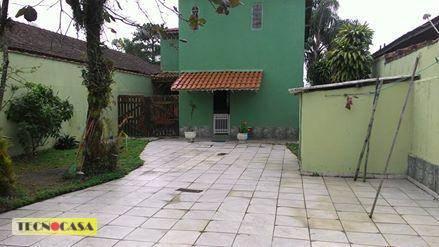 Sobrado Para Venda, Balneário Maracanã, Praia Grande - CA3150.