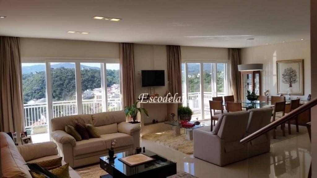 Casa com 5 dormitórios à venda por R$ 3.000.000 Estrada Estrada do Itapeti - Parque Residencial Itapeti - Mogi das Cruzes/SP