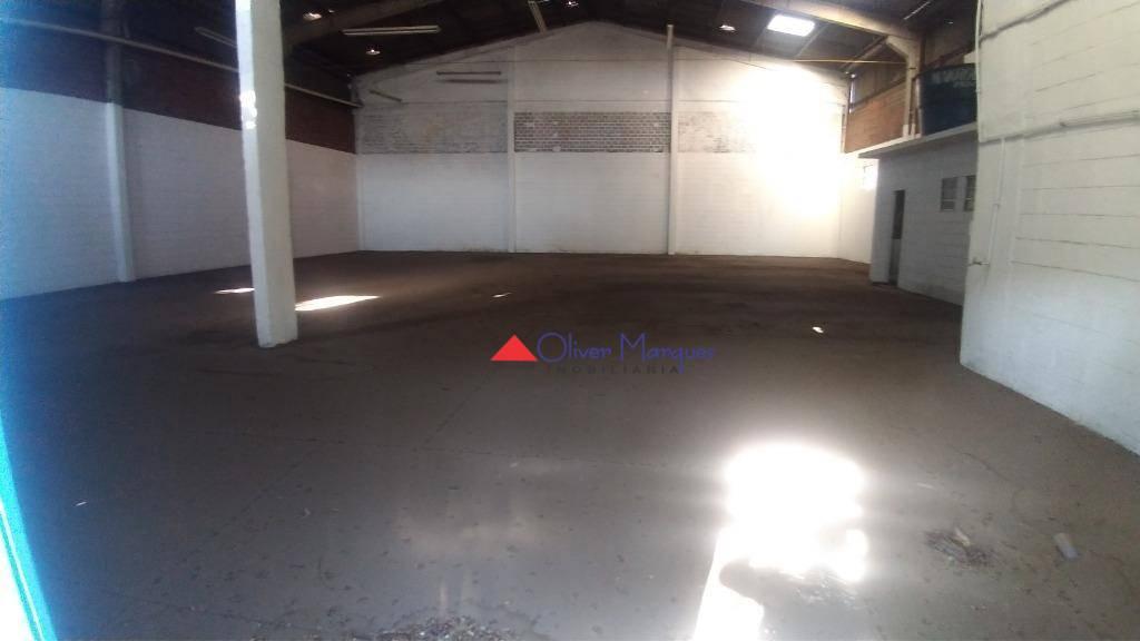 Galpão para alugar, 788 m² por R$ 15.000,00/mês - Piratininga - Osasco/SP