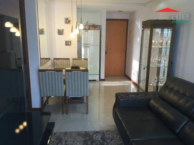 Apartamento 2 quartos suite andar alto com lazer