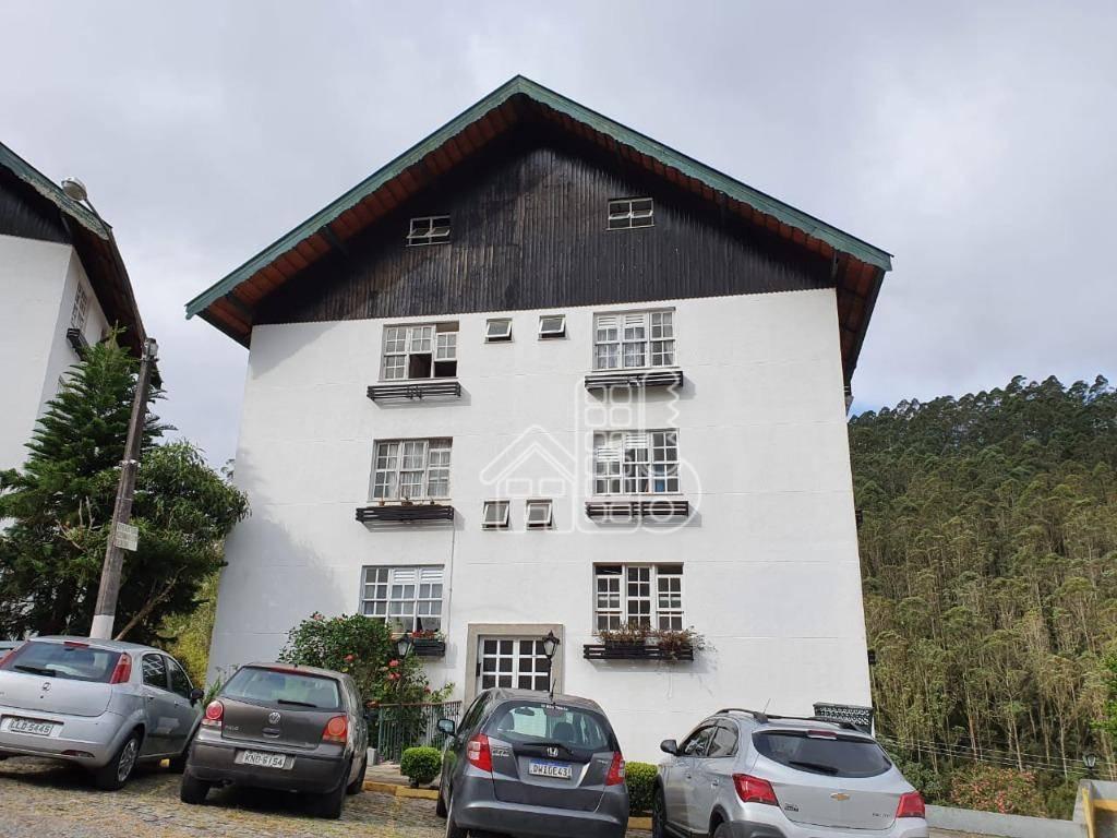Apartamento com 4 dormitórios à venda, 180 m² por R$ 580.000,00 - Vila Guarani - Nova Friburgo/RJ