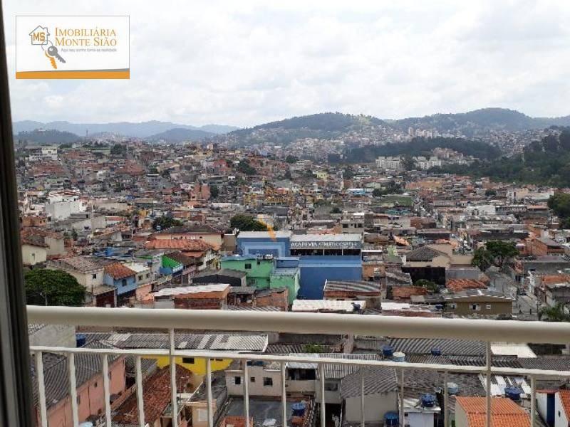 Apartamento com 2 dormitórios à venda, 50 m² por R$ 220.000 - Jardim Capri - Guarulhos/SP
