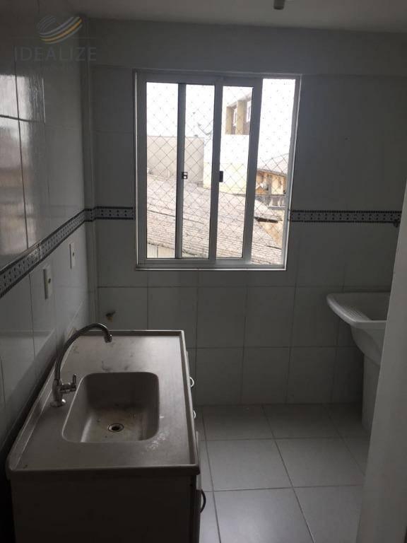 Apartamento com 1 dormitório à venda, Portão - Curitiba/PR