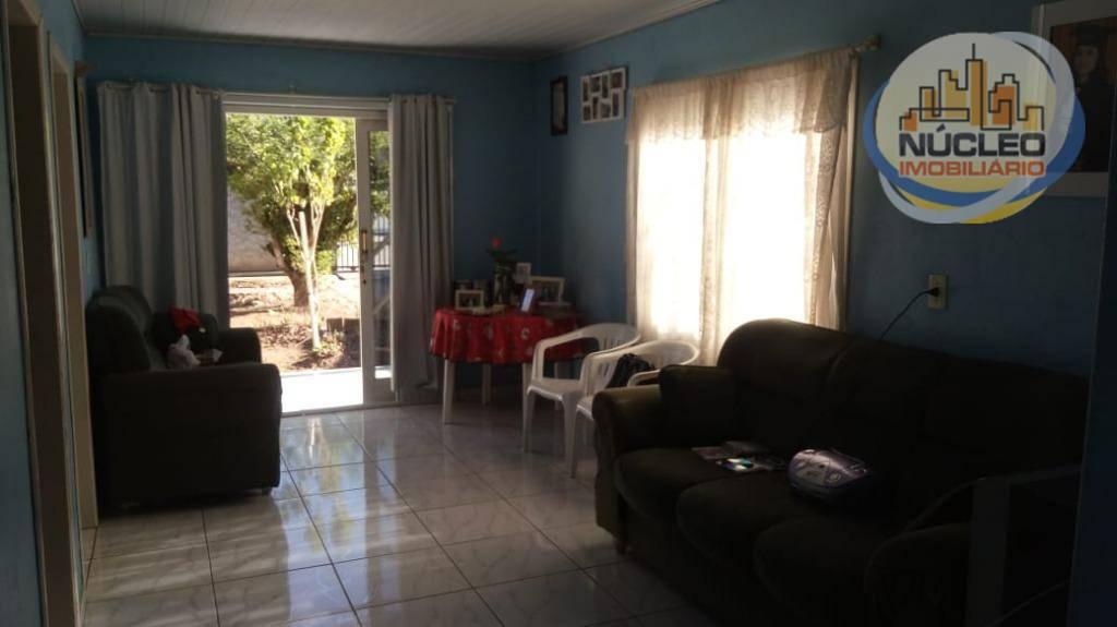 Casa com 3 Dormitórios à venda, 72 m² por R$ 270.000,00