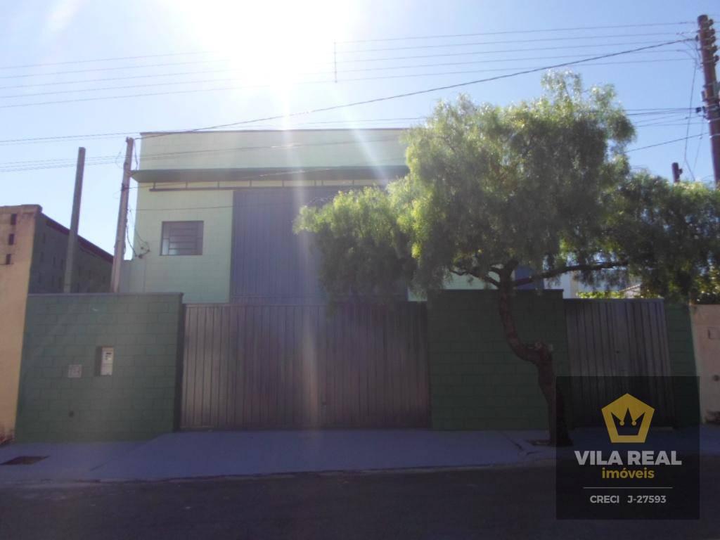 Barracão para alugar,  por R$ 3.750/mês - Jardim Resek II - Artur Nogueira/SP