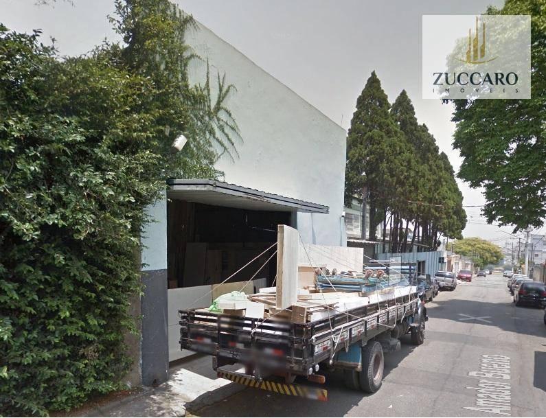 Galpão à venda em Jardim Munhoz, Guarulhos - SP
