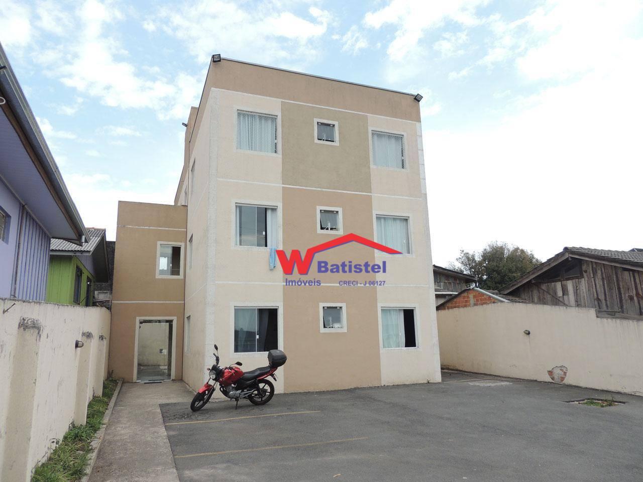 Apartamento com 2 dormitórios à venda, 45 m² por R$ 125.000 -  Avenida Allan Kardec nº 473 - Jardim Campo Alto - Colombo/PR