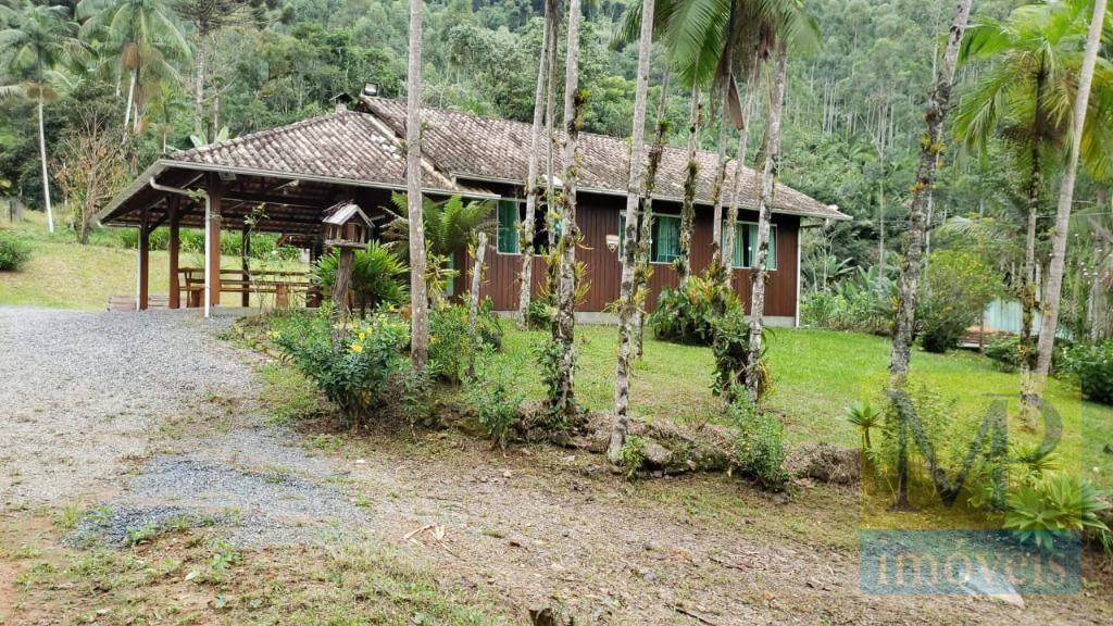 Sítio com 3 dormitórios à venda, 180000 m² por R$ 1.250.000,00 - Vila do Salto - Luiz Alves/SC