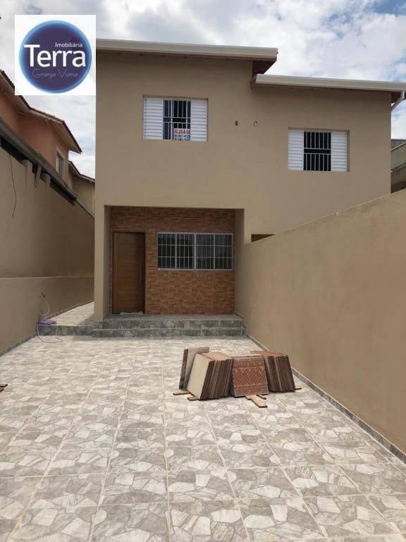 Casa à venda, 130 m² por R$ 550.000,00 - Jardim Europa - Vargem Grande Paulista/SP