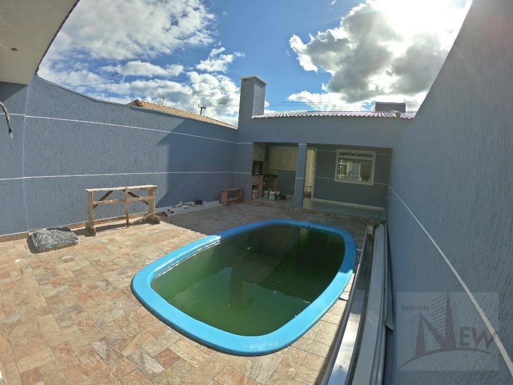 Casa 03 quartos (1 suíte) em Guaratuba/PR