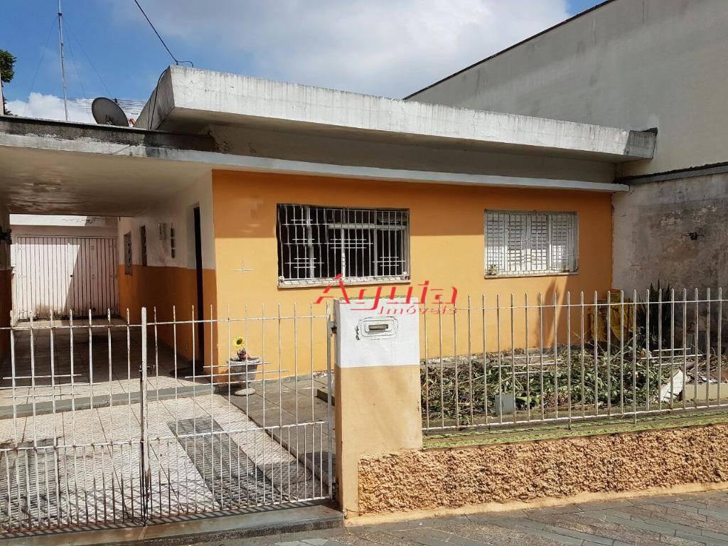 Casa residencial à venda, Parque Jaçatuba, Santo André.