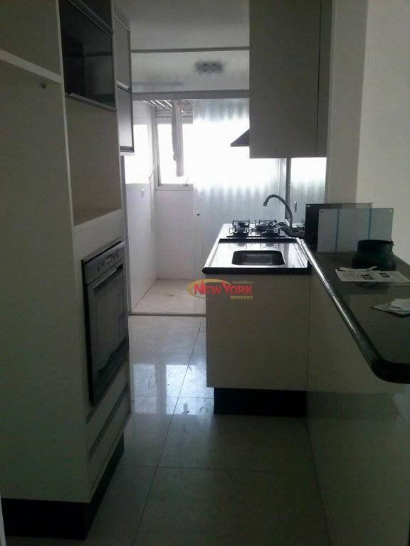 Apartamento de 3 dormitórios à venda em Loteamento City Jaragua, São Paulo - SP
