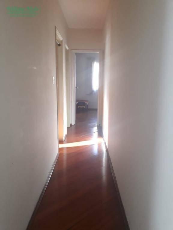 Apartamento com 3 dormitórios para alugar por R$ 1.350/mês - Vila Calegari - Guarulhos/SP
