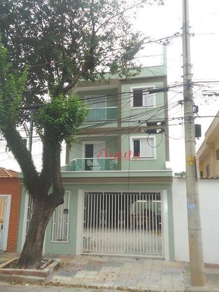 Apartamento Residencial à venda, Vila Metalúrgica, Santo André - AP0354.