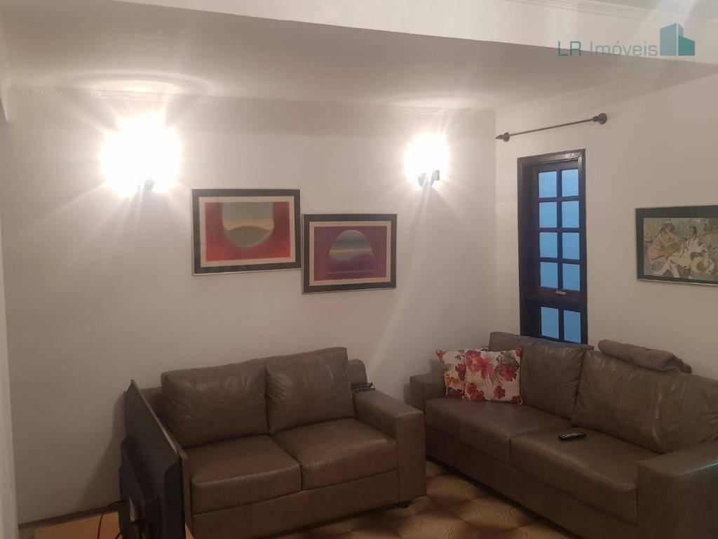Casa com 2 dormitórios à venda, 96 m² por R$ 430.000,00 - Jardim Cambuí - Santo André/SP
