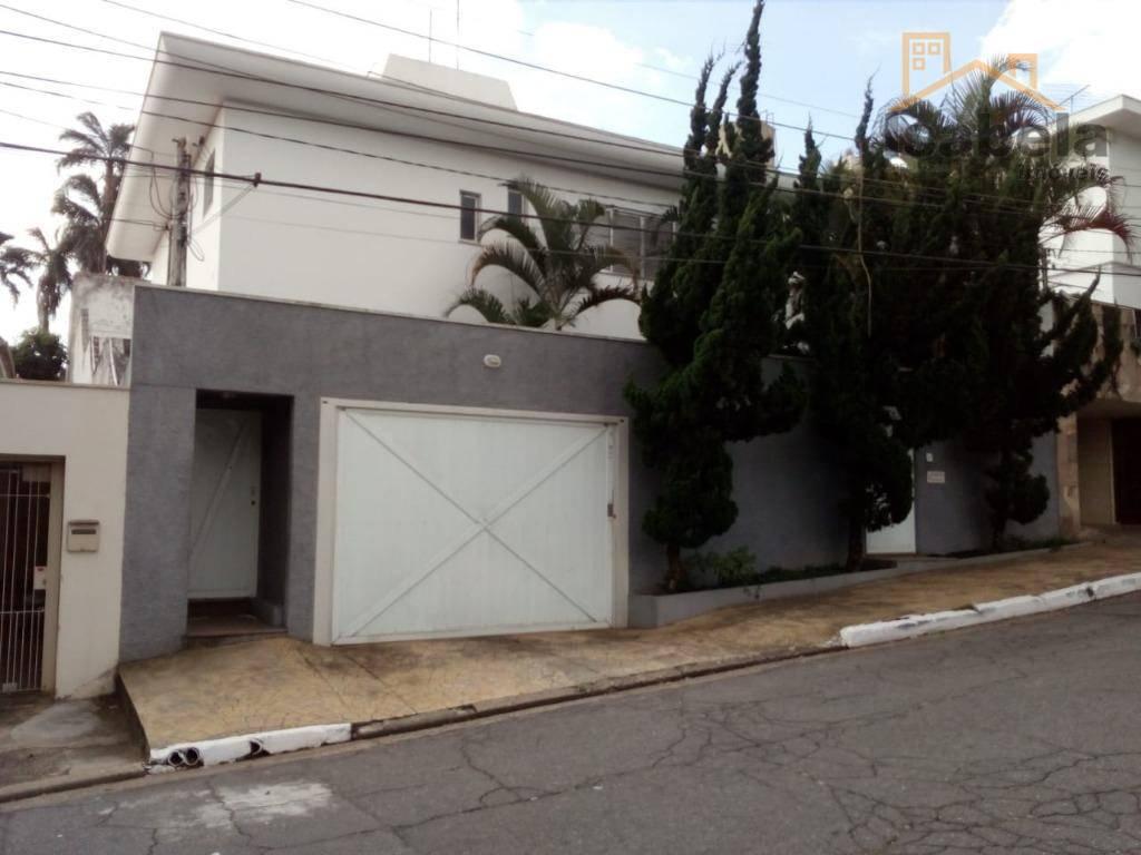 Sobrado com 3 dormitórios para alugar, 350 m² por R$ 5.300/mês - Planalto Paulista - São Paulo/SP
