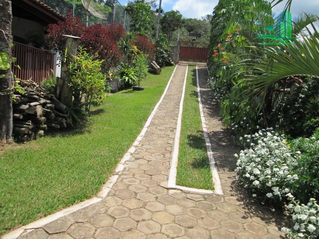 Chácara com 3 dormitórios à venda, 1000 m² por R$ 350.000,00 - Real Parque Dom Pedro I - Itatiba/SP
