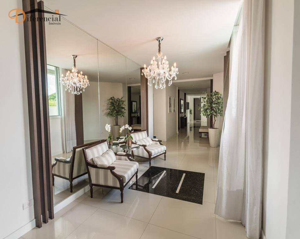 Apartamento com 3 dormitórios à venda, 104 m² por R$ 908.843,57 - Centro Cívico - Curitiba/PR