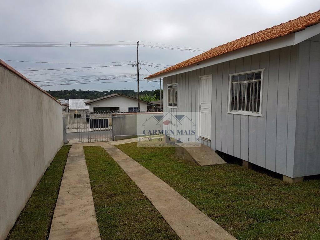 Casa residencial para locação, São Sebastião, São José dos P