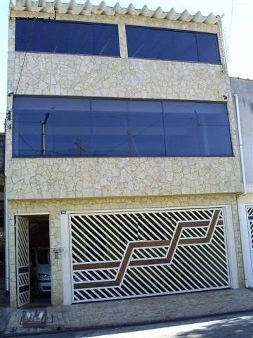 Sobrado residencial à venda, Jardim Cumbica, Guarulhos.