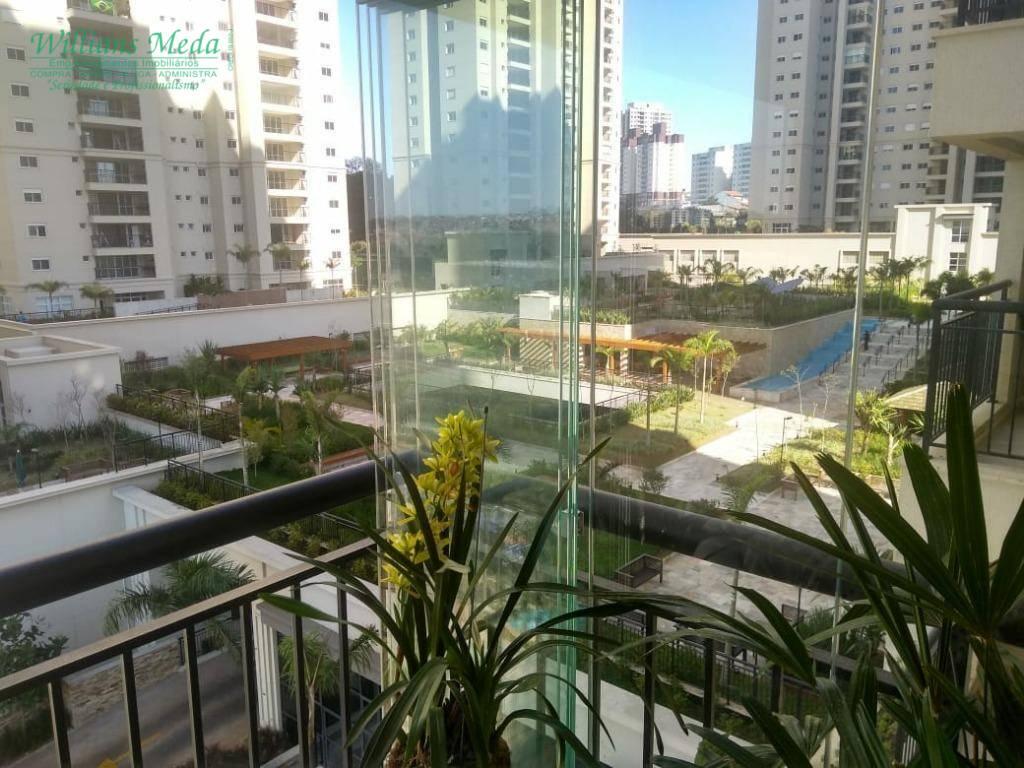 Studio com 1 dormitório à venda, 38 m² por R$ 269.000 - Jardim Flor da Montanha - Guarulhos/SP