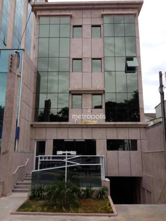 Prédio para alugar, 1023 m² por R$ 24.900,00/mês - Rudge Ramos - São Bernardo do Campo/SP