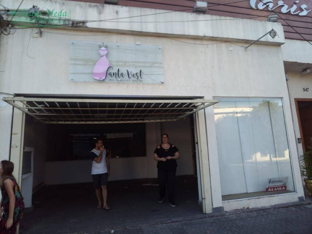 Salão para alugar, 200 m² por R$ 2.500/mês - Jardim Pinhal - Guarulhos/SP