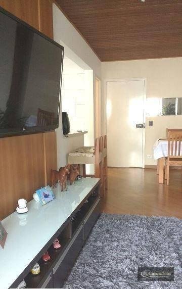 Apartamento com 2 dormitórios à venda, 75 m² - Barcelona - São Caetano do Sul/SP