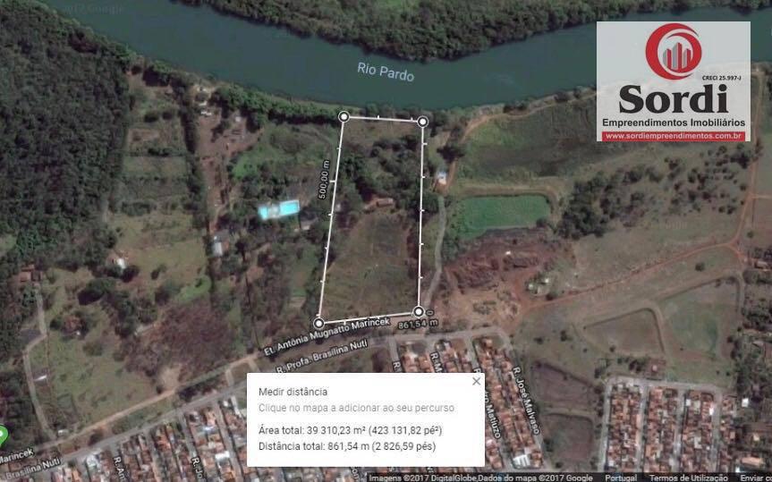 Área corporativa à venda, Ribeirão Verde, Ribeirão Preto.