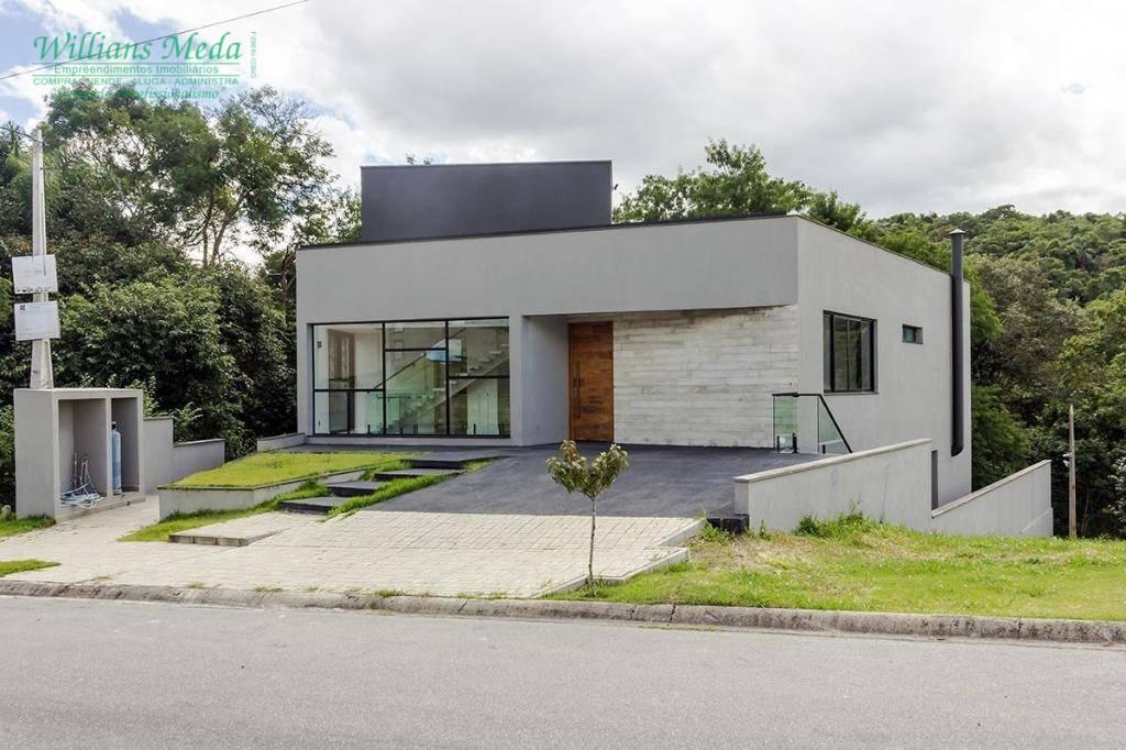 Casa com 4 dormitórios à venda, 351 m² por R$ 1.800.000 - Mogi Das Cruzes - Mogi das Cruzes/SP