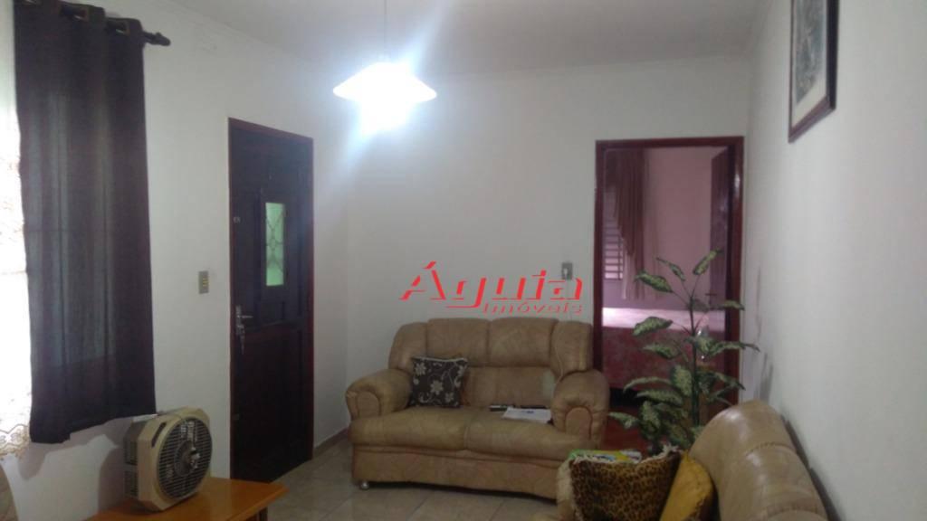 Casa com 2 dormitórios à venda, 128 m² por R$ 360.000 - Parque Novo Oratório - Santo André/SP