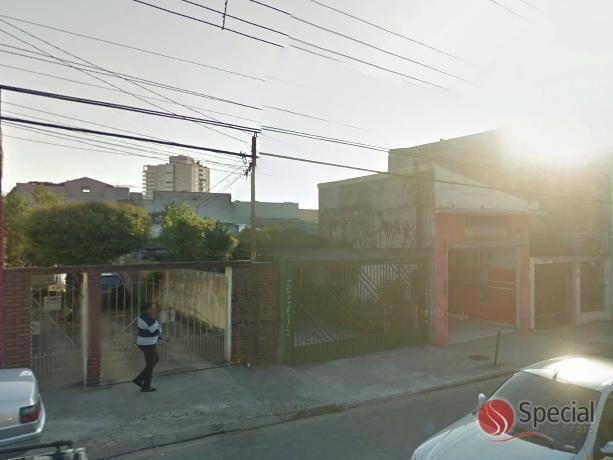 Terreno à venda em Vila Firmiano Pinto, São Paulo - SP