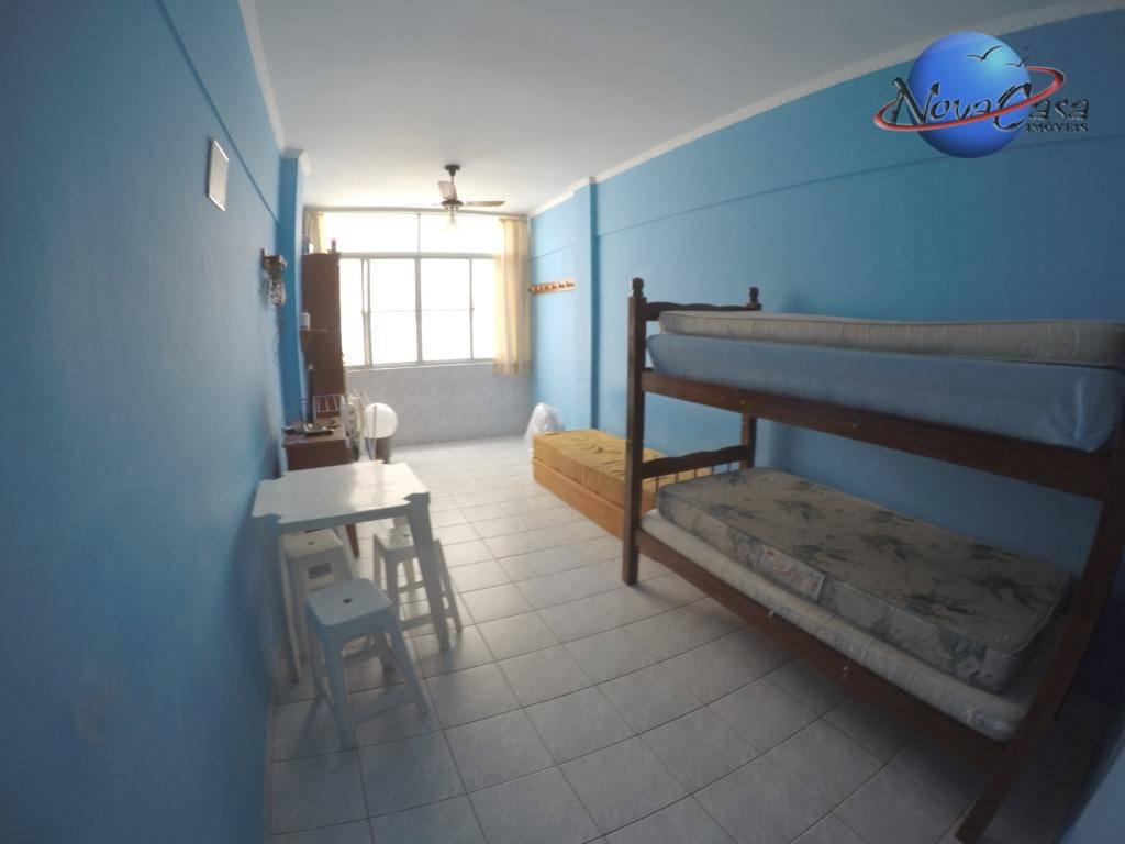 Kitnet à venda, 32 m² por R$ 130.000 - Boqueirão - Praia Grande/SP