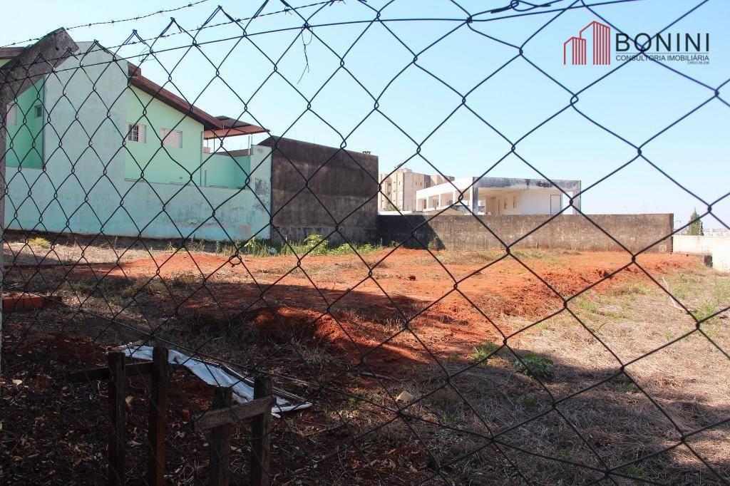 Bonini Consultoria Imobiliária - Terreno (TE0100)