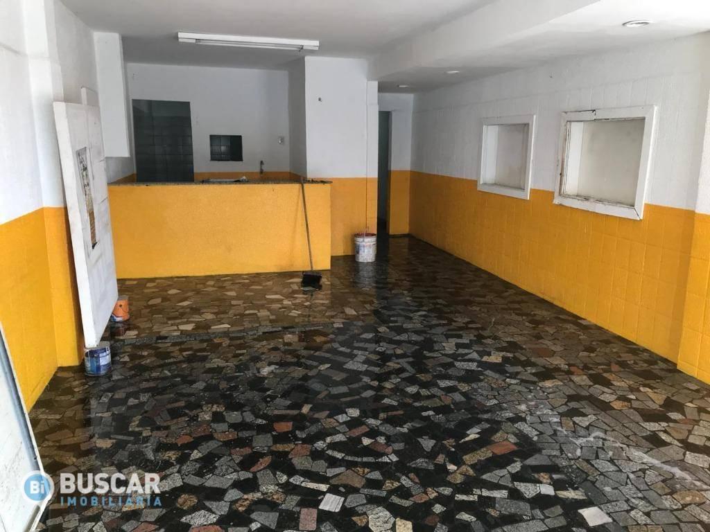 Ponto para alugar, 110 m² por R$ 1.000/mês - Ponto Central - Feira de Santana/BA