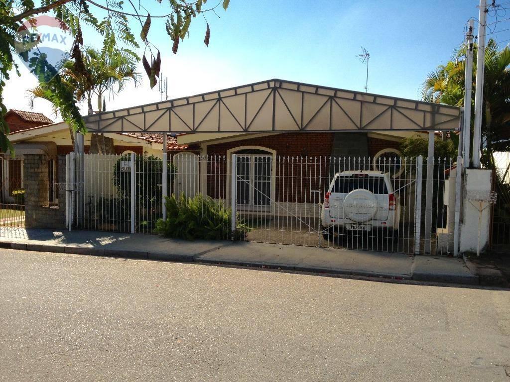 Casa residencial à venda, Vila Helena, Atibaia.
