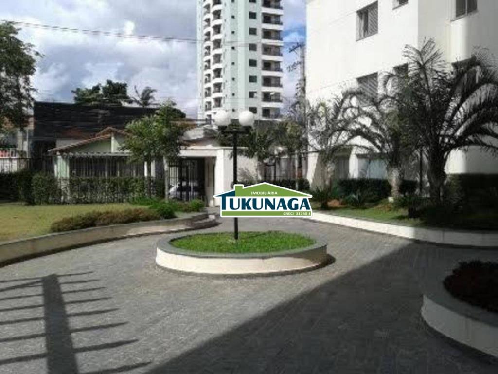 Apartamento Cond The Jazz com 2 dormitórios à venda, 58 m² por R$ 290.000 - Vila Milton - Guarulhos/SP