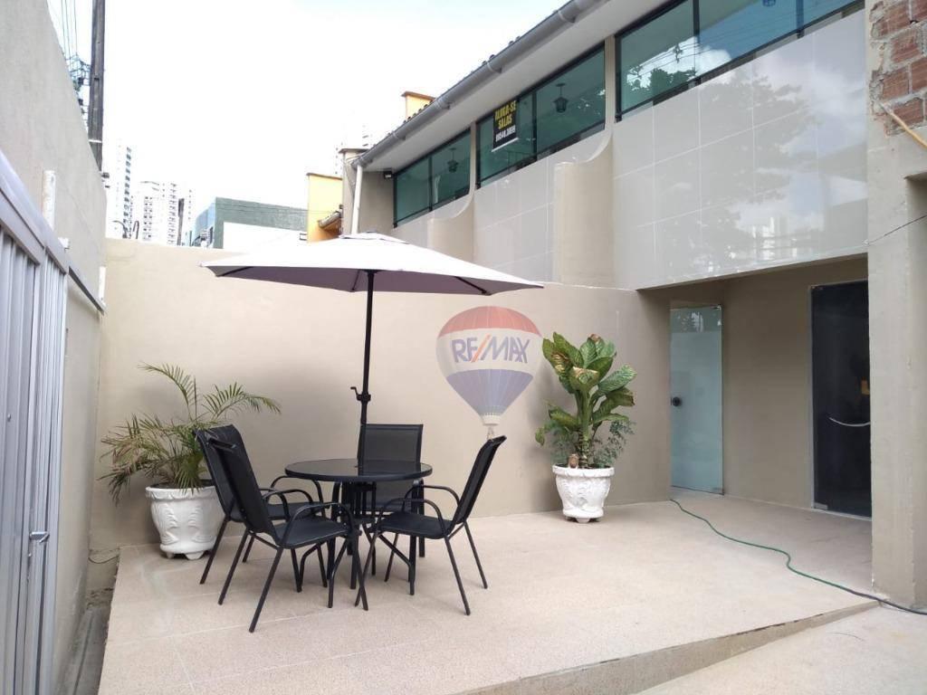 Madalena - Sala comercial 1 andar - taxas inclusas