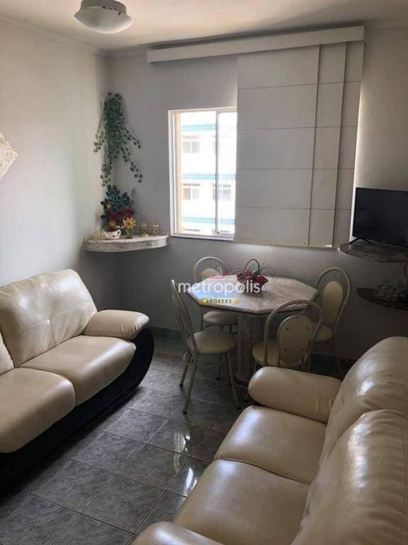 Apartamento com 1 dormitório à venda, 61 m² por R$ 190.800 - Jardim Campanário - Diadema/SP