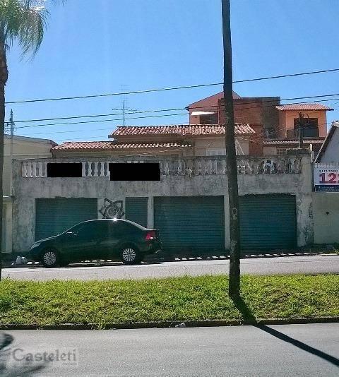 Casa de 3 dormitórios à venda em Jardim Bonfim, Campinas - SP