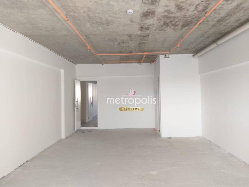 Sala para alugar, 54 m² por R$ 1.800,00/mês - Cerâmica - São Caetano do Sul/SP