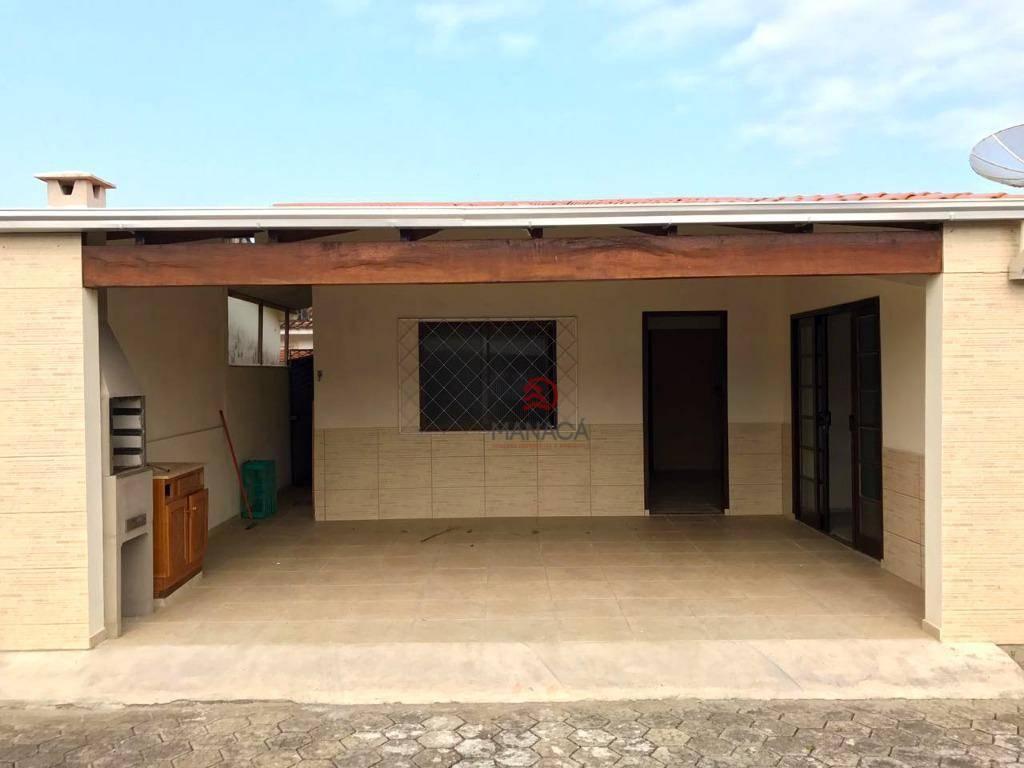 Casa com 3 dormitórios à venda, 55 m² por R$ 130.000 - Quinta dos Açorianos - Barra Velha/SC
